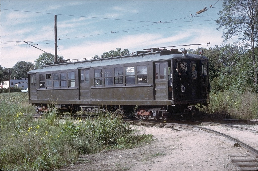 (281k, 1024x682)<br><b>Country:</b> United States<br><b>City:</b> East Haven/Branford, Ct.<br><b>System:</b> Shore Line Trolley Museum <br><b>Car:</b> Hi-V 3662 <br><b>Photo by:</b> Joe Testagrose<br><b>Date:</b> 9/23/1972<br><b>Viewed (this week/total):</b> 2 / 9301