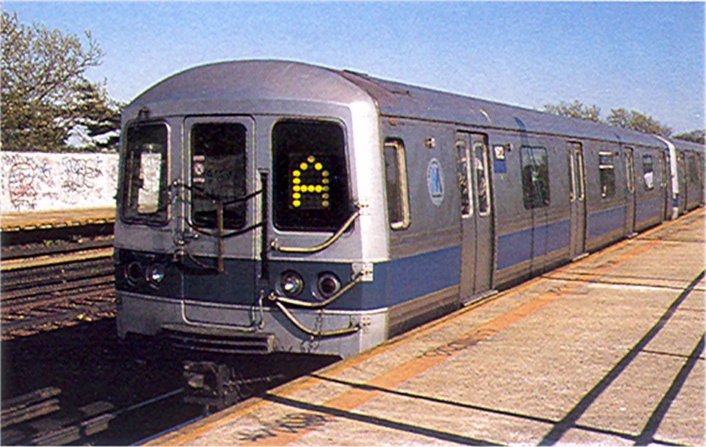 (196k, 1024x648)<br><b>Country:</b> United States<br><b>City:</b> New York<br><b>System:</b> New York City Transit<br><b>Line:</b> IND Rockaway<br><b>Location:</b> Aqueduct/North Conduit Avenue <br><b>Route:</b> A<br><b>Car:</b> R-44 (St. Louis, 1971-73) 162 <br><b>Collection of:</b> Joe Testagrose<br><b>Viewed (this week/total):</b> 0 / 3705