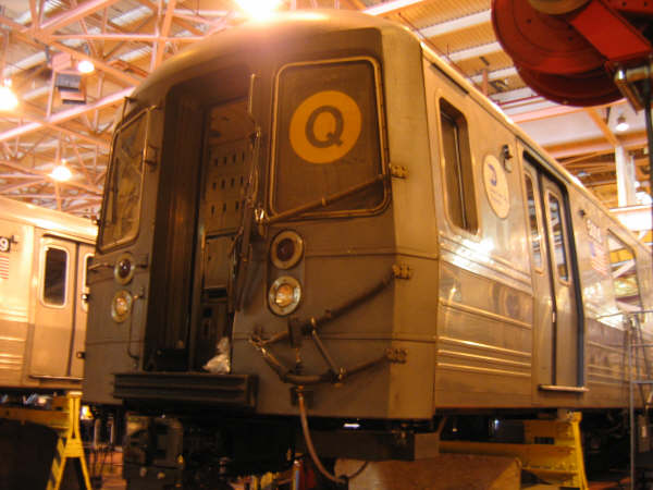 (45k, 600x450)<br><b>Country:</b> United States<br><b>City:</b> New York<br><b>System:</b> New York City Transit<br><b>Location:</b> Coney Island Shop/Overhaul & Repair Shop<br><b>Car:</b> R-68A (Kawasaki, 1988-1989)   <br><b>Photo by:</b> Professor J<br><b>Date:</b> 4/14/2007<br><b>Viewed (this week/total):</b> 0 / 1568