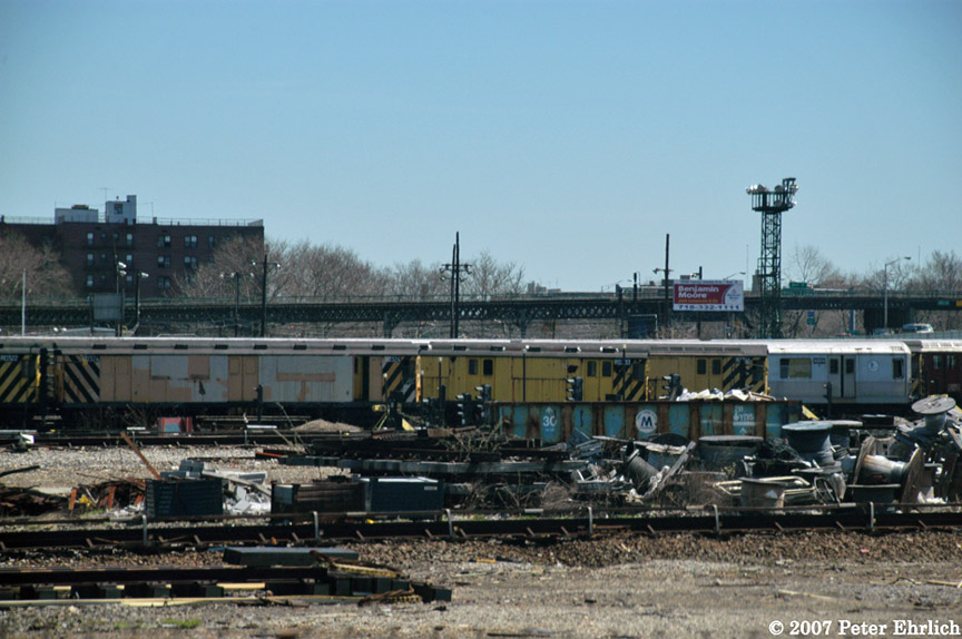 (179k, 864x574)<br><b>Country:</b> United States<br><b>City:</b> New York<br><b>System:</b> New York City Transit<br><b>Location:</b> Coney Island Yard<br><b>Car:</b> R-71 Rider Car (R-17/R-21/R-22 Rebuilds)  RD324 (ex-5812)<br><b>Photo by:</b> Peter Ehrlich<br><b>Date:</b> 4/20/2007<br><b>Viewed (this week/total):</b> 0 / 1662