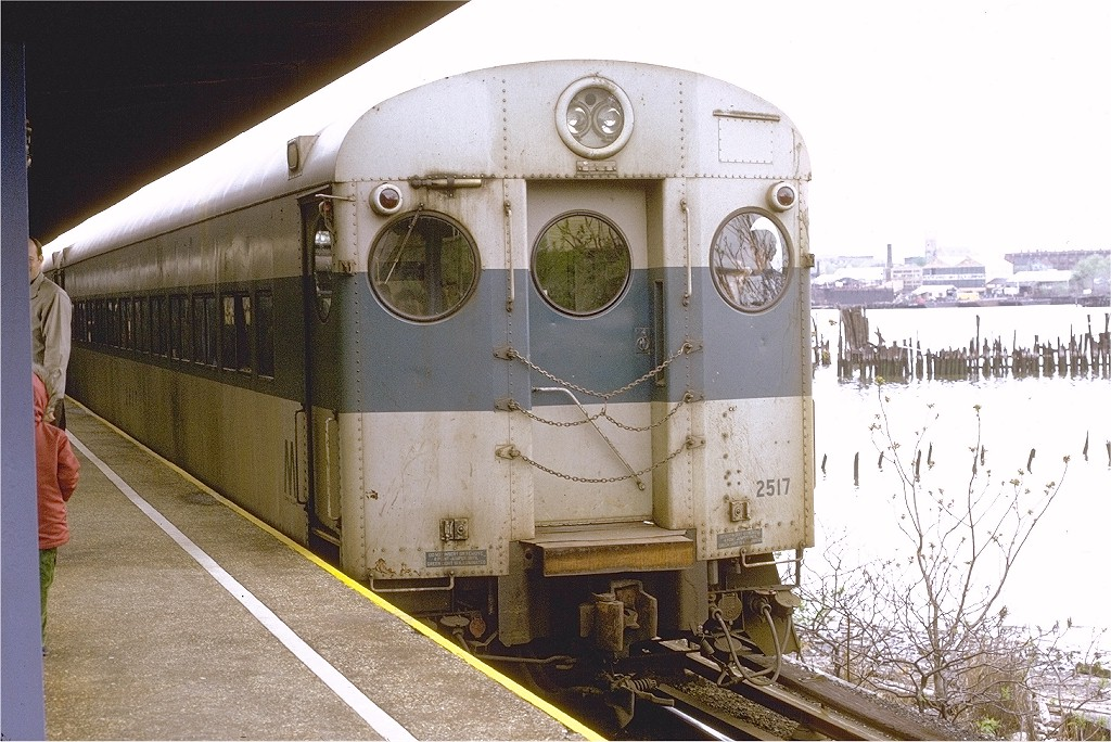 (224k, 1024x684)<br><b>Country:</b> United States<br><b>City:</b> New York<br><b>System:</b> New York City Transit<br><b>Line:</b> SIRT<br><b>Location:</b> Tottenville <br><b>Route:</b> Fan Trip<br><b>Car:</b> LIRR MP72  2517 <br><b>Photo by:</b> Joe Testagrose<br><b>Date:</b> 4/28/1973<br><b>Viewed (this week/total):</b> 1 / 2420