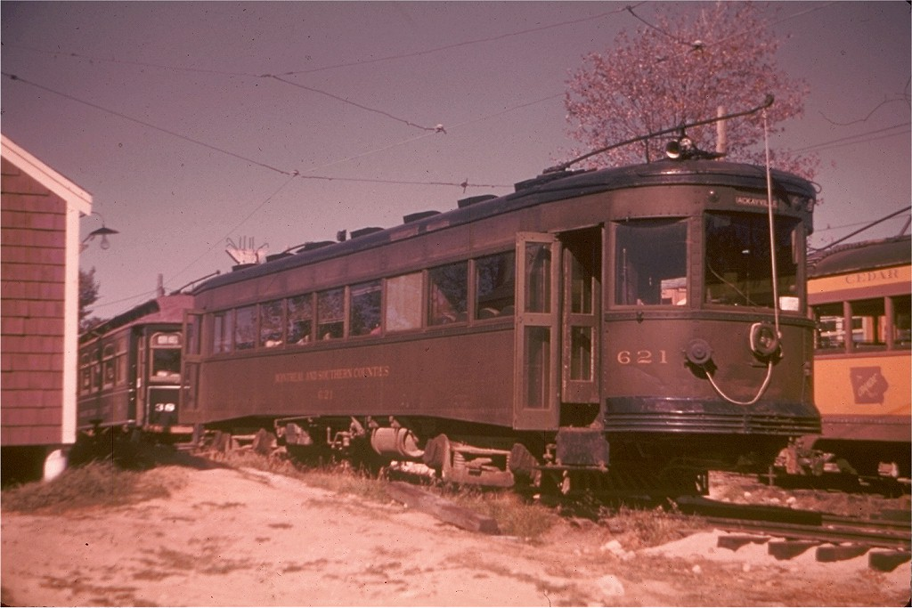 (164k, 1024x683)<br><b>Country:</b> United States<br><b>City:</b> Kennebunk, ME<br><b>System:</b> Seashore Trolley Museum <br><b>Car:</b>  621 <br><b>Collection of:</b> Joe Testagrose<br><b>Viewed (this week/total):</b> 1 / 840