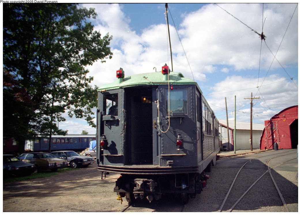(237k, 1044x747)<br><b>Country:</b> United States<br><b>City:</b> East Haven/Branford, Ct.<br><b>System:</b> Shore Line Trolley Museum <br><b>Car:</b> Low-V (Museum Train) 5466 <br><b>Photo by:</b> David Pirmann<br><b>Date:</b> 10/5/1996<br><b>Viewed (this week/total):</b> 1 / 1689