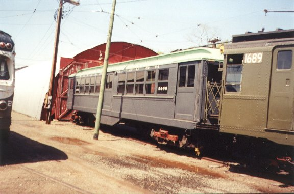 (50k, 576x381)<br><b>Country:</b> United States<br><b>City:</b> East Haven/Branford, Ct.<br><b>System:</b> Shore Line Trolley Museum <br><b>Car:</b> Low-V (Museum Train) 5466 <br><b>Date:</b> 1998<br><b>Viewed (this week/total):</b> 1 / 3987