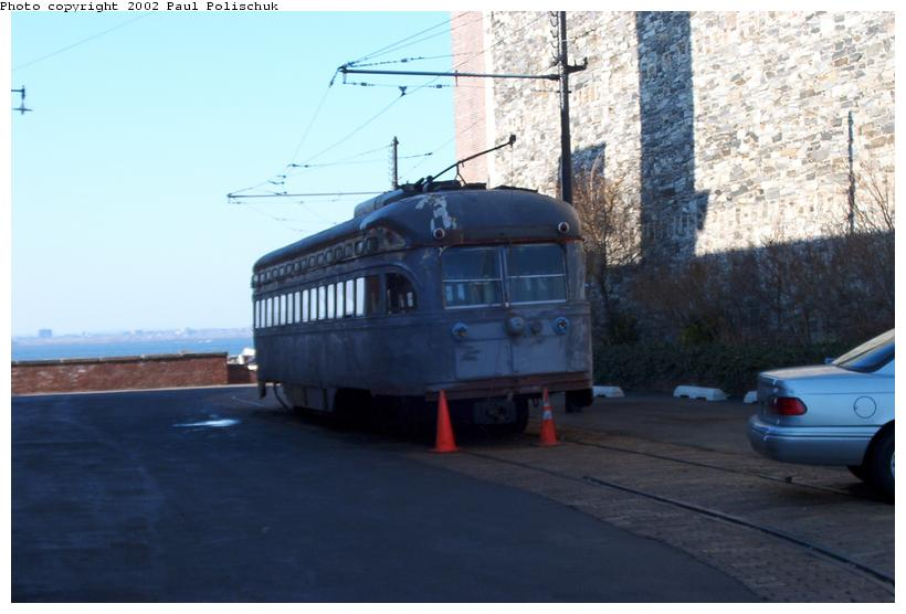 (56k, 820x556)<br><b>Country:</b> United States<br><b>City:</b> New York<br><b>System:</b> Brooklyn Trolley Museum <br><b>Photo by:</b> Paul Polischuk<br><b>Date:</b> 1/12/2002<br><b>Viewed (this week/total):</b> 1 / 3870