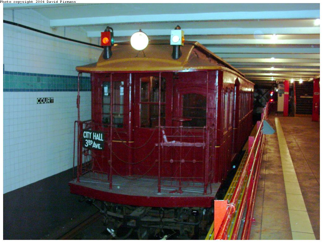 (123k, 1044x788)<br><b>Country:</b> United States<br><b>City:</b> New York<br><b>System:</b> New York City Transit<br><b>Location:</b> New York Transit Museum<br><b>Car:</b> Money Car G <br><b>Photo by:</b> David Pirmann<br><b>Date:</b> 3/12/2000<br><b>Viewed (this week/total):</b> 1 / 10711