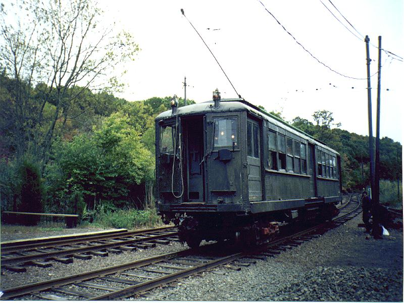 (110k, 800x600)<br><b>Country:</b> United States<br><b>City:</b> East Haven/Branford, Ct.<br><b>System:</b> Shore Line Trolley Museum <br><b>Car:</b> Hi-V 3662 <br><b>Photo by:</b> Constantine Steffan<br><b>Date:</b> 10/10/1998<br><b>Viewed (this week/total):</b> 3 / 1835