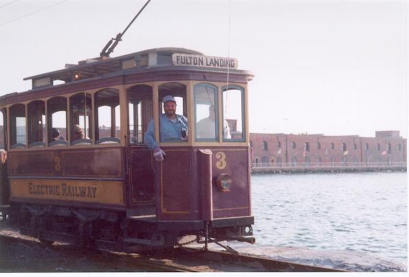 (33k, 595x404)<br><b>Country:</b> United States<br><b>City:</b> New York<br><b>System:</b> Brooklyn Trolley Museum <br><b>Car:</b>  3 <br><b>Photo by:</b> The photographer info for this photo was misplaced-use Feedback if it's yours!<br><b>Notes:</b> Photo possibly by Arthur Seifert<br><b>Viewed (this week/total):</b> 1 / 3912