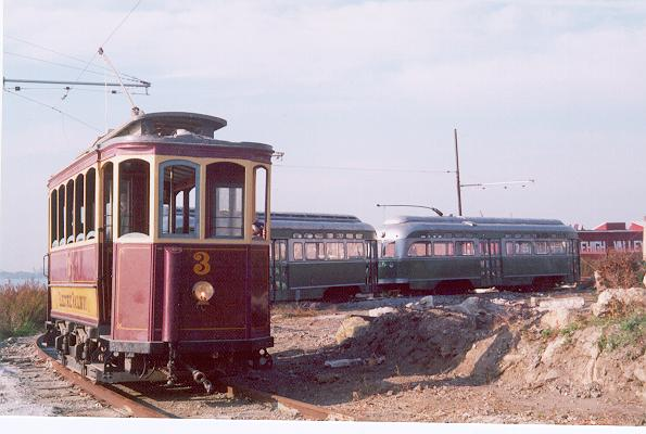(39k, 595x400)<br><b>Country:</b> United States<br><b>City:</b> New York<br><b>System:</b> Brooklyn Trolley Museum <br><b>Car:</b>  3 <br><b>Photo by:</b> The photographer info for this photo was misplaced-use Feedback if it's yours!<br><b>Notes:</b> Photo possibly by Arthur Seifert<br><b>Viewed (this week/total):</b> 0 / 5138