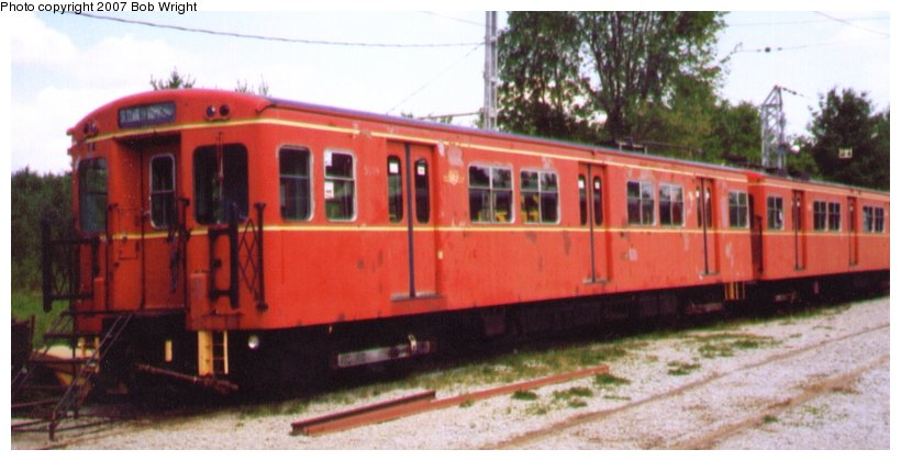 (69k, 820x420)<br><b>Country:</b> Canada<br><b>City:</b> Toronto<br><b>System:</b> Halton County Radial Railway <br><b>Photo by:</b> Bob Wright<br><b>Date:</b> 7/1999<br><b>Viewed (this week/total):</b> 0 / 1106