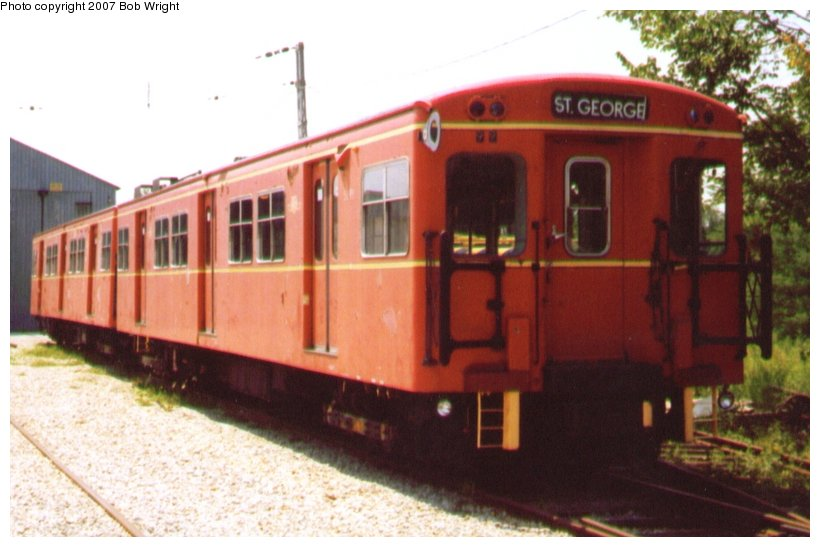 (78k, 820x547)<br><b>Country:</b> Canada<br><b>City:</b> Toronto<br><b>System:</b> Halton County Radial Railway <br><b>Photo by:</b> Bob Wright<br><b>Date:</b> 7/1999<br><b>Viewed (this week/total):</b> 2 / 1124
