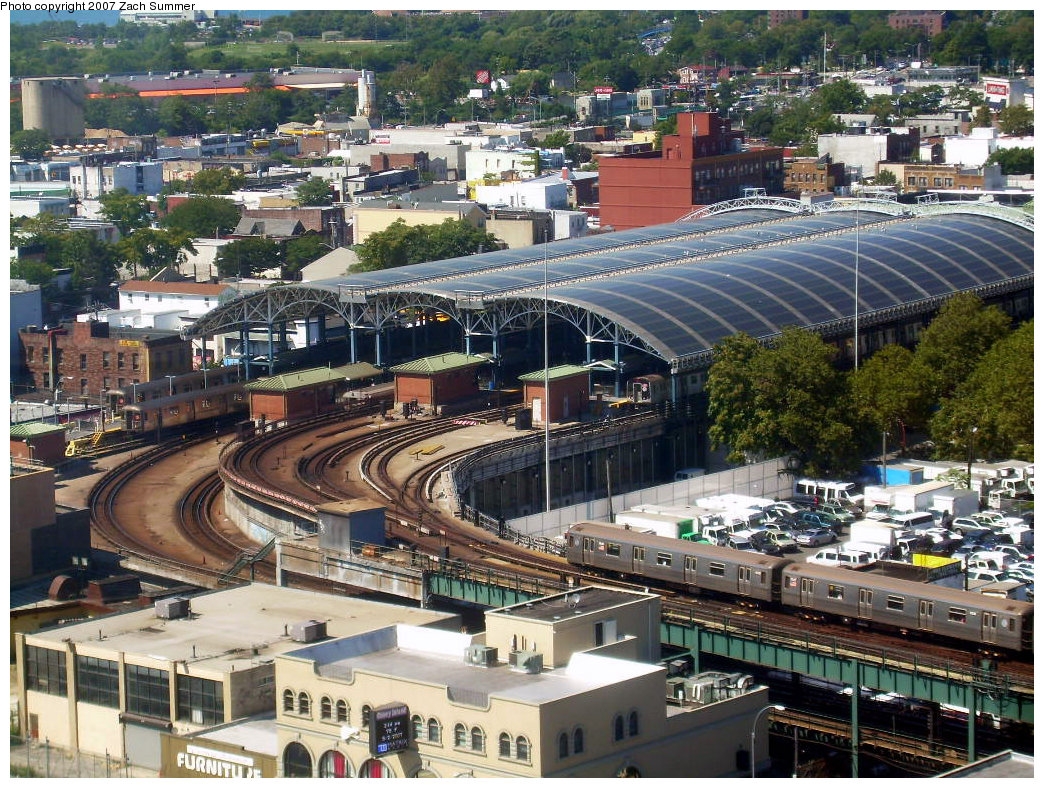 (340k, 1044x788)<br><b>Country:</b> United States<br><b>City:</b> New York<br><b>System:</b> New York City Transit<br><b>Location:</b> Coney Island/Stillwell Avenue<br><b>Photo by:</b> Zach Summer<br><b>Date:</b> 9/2/2007<br><b>Viewed (this week/total):</b> 8 / 2246
