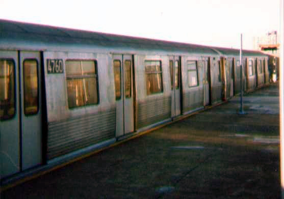 (55k, 557x391)<br><b>Country:</b> United States<br><b>City:</b> New York<br><b>System:</b> New York City Transit<br><b>Location:</b> Coney Island/Stillwell Avenue<br><b>Car:</b> R-42 (St. Louis, 1969-1970)  4760 <br><b>Photo by:</b> Bob Wright<br><b>Date:</b> 10/1978<br><b>Viewed (this week/total):</b> 0 / 1591