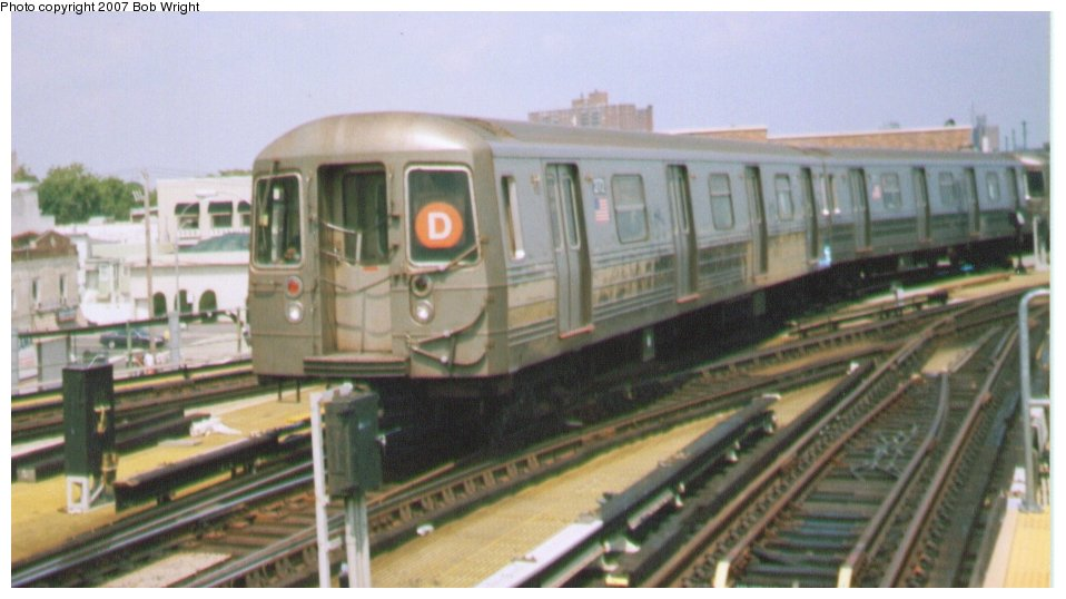(86k, 958x538)<br><b>Country:</b> United States<br><b>City:</b> New York<br><b>System:</b> New York City Transit<br><b>Location:</b> Coney Island/Stillwell Avenue<br><b>Route:</b> D<br><b>Car:</b> R-68/R-68A Series (Number Unknown)  <br><b>Photo by:</b> Bob Wright<br><b>Date:</b> 8/20/2006<br><b>Viewed (this week/total):</b> 2 / 1107