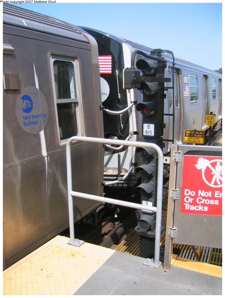 (157k, 788x1044)<br><b>Country:</b> United States<br><b>City:</b> New York<br><b>System:</b> New York City Transit<br><b>Location:</b> Coney Island/Stillwell Avenue<br><b>Route:</b> N<br><b>Car:</b> R-160B (Kawasaki, 2005-2008)  8782 <br><b>Photo by:</b> Matthew Shull<br><b>Date:</b> 8/27/2007<br><b>Notes:</b> Entering/Terminating<br><b>Viewed (this week/total):</b> 1 / 1290