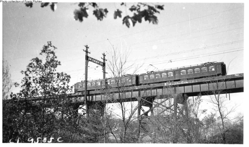 (231k, 1044x617)<br><b>Country:</b> United States<br><b>System:</b> New York, Westchester & Boston<br><b>Location:</b> Hutchinson River Viaduct <br><b>Collection of:</b> Frank Pfuhler<br><b>Date:</b> 10/31/1937<br><b>Viewed (this week/total):</b> 5 / 3281