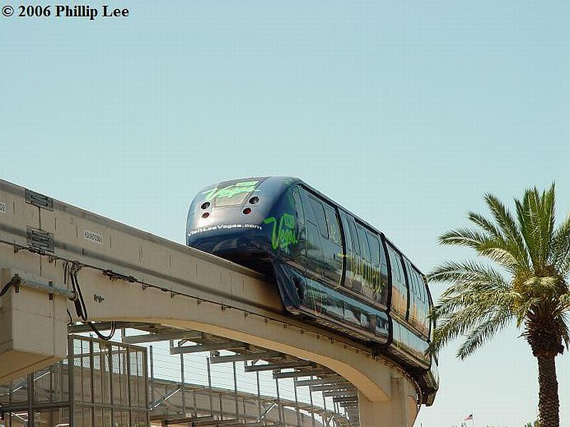 (91k, 800x600)<br><b>Country:</b> United States<br><b>City:</b> Las Vegas, NV<br><b>System:</b> Las Vegas Monorail<br><b>Location:</b> Las Vegas Hilton <br><b>Photo by:</b> Phillip Lee<br><b>Date:</b> 6/16/2006<br><b>Viewed (this week/total):</b> 1 / 1319