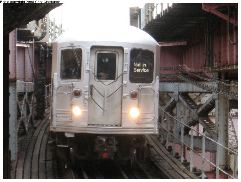 (128k, 820x620)<br><b>Country:</b> United States<br><b>City:</b> New York<br><b>System:</b> New York City Transit<br><b>Line:</b> IRT Flushing Line<br><b>Location:</b> Queensborough Plaza <br><b>Car:</b> R-62A (Bombardier, 1984-1987)  1701 <br><b>Photo by:</b> Gary Chatterton<br><b>Date:</b> 1/10/2008<br><b>Viewed (this week/total):</b> 2 / 1665