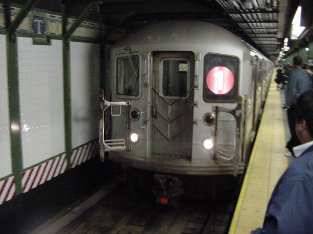 (60k, 640x480)<br><b>Country:</b> United States<br><b>City:</b> New York<br><b>System:</b> New York City Transit<br><b>Line:</b> IRT West Side Line<br><b>Location:</b> Times Square/42nd Street <br><b>Photo by:</b> Salaam Allah<br><b>Date:</b> 9/28/2002<br><b>Viewed (this week/total):</b> 1 / 3658