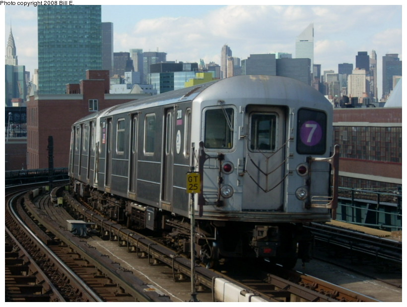 (158k, 820x620)<br><b>Country:</b> United States<br><b>City:</b> New York<br><b>System:</b> New York City Transit<br><b>Line:</b> IRT Flushing Line<br><b>Location:</b> 33rd Street/Rawson Street <br><b>Route:</b> 7<br><b>Car:</b> R-62A (Bombardier, 1984-1987)  2010 <br><b>Photo by:</b> Bill E.<br><b>Date:</b> 2/19/2008<br><b>Viewed (this week/total):</b> 1 / 1546