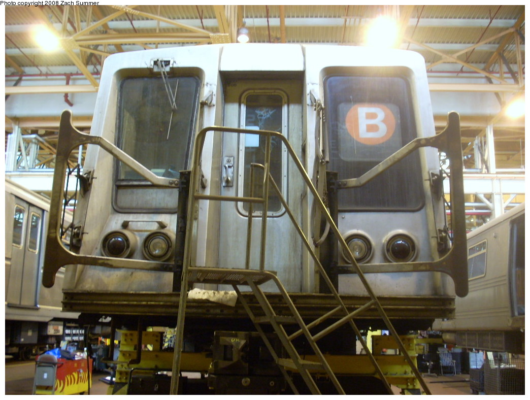 (245k, 1044x788)<br><b>Country:</b> United States<br><b>City:</b> New York<br><b>System:</b> New York City Transit<br><b>Location:</b> Coney Island Shop/Overhaul & Repair Shop<br><b>Car:</b> R-40 (St. Louis, 1968)  4265 <br><b>Photo by:</b> Zach Summer<br><b>Date:</b> 12/20/2007<br><b>Viewed (this week/total):</b> 1 / 979