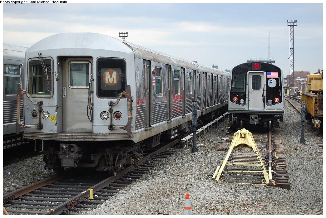 (279k, 1044x699)<br><b>Country:</b> United States<br><b>City:</b> New York<br><b>System:</b> New York City Transit<br><b>Location:</b> Coney Island Yard<br><b>Car:</b> R-42 (St. Louis, 1969-1970)  4701 <br><b>Photo by:</b> Michael Hodurski<br><b>Date:</b> 4/12/2008<br><b>Viewed (this week/total):</b> 0 / 1034