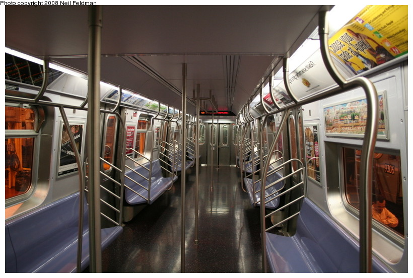 (147k, 820x553)<br><b>Country:</b> United States<br><b>City:</b> New York<br><b>System:</b> New York City Transit<br><b>Car:</b> R-160A-1 (Alstom, 2005-2008, 4 car sets)  8480 <br><b>Photo by:</b> Neil Feldman<br><b>Date:</b> 4/12/2008<br><b>Viewed (this week/total):</b> 3 / 1287