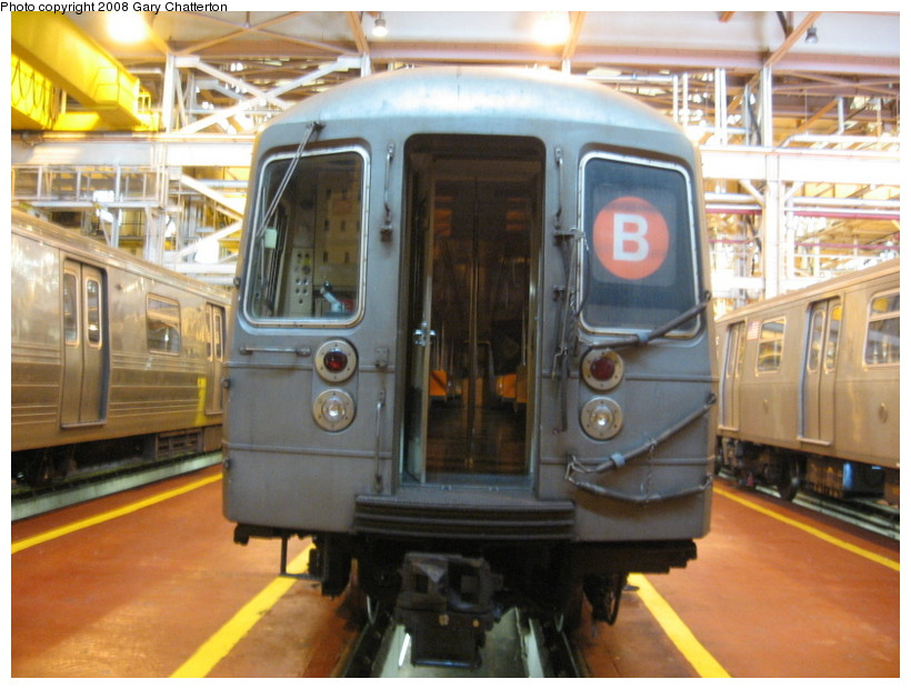 (143k, 820x620)<br><b>Country:</b> United States<br><b>City:</b> New York<br><b>System:</b> New York City Transit<br><b>Location:</b> Coney Island Shop/Overhaul & Repair Shop<br><b>Car:</b> R-68 (Westinghouse-Amrail, 1986-1988)  2820 <br><b>Photo by:</b> Gary Chatterton<br><b>Date:</b> 4/12/2008<br><b>Viewed (this week/total):</b> 1 / 980