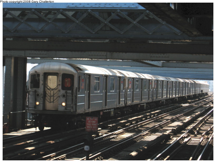 (128k, 820x620)<br><b>Country:</b> United States<br><b>City:</b> New York<br><b>System:</b> New York City Transit<br><b>Line:</b> IRT West Side Line<br><b>Location:</b> 225th Street <br><b>Route:</b> 1<br><b>Car:</b> R-62A (Bombardier, 1984-1987)  2216 <br><b>Photo by:</b> Gary Chatterton<br><b>Date:</b> 3/11/2008<br><b>Viewed (this week/total):</b> 1 / 1488