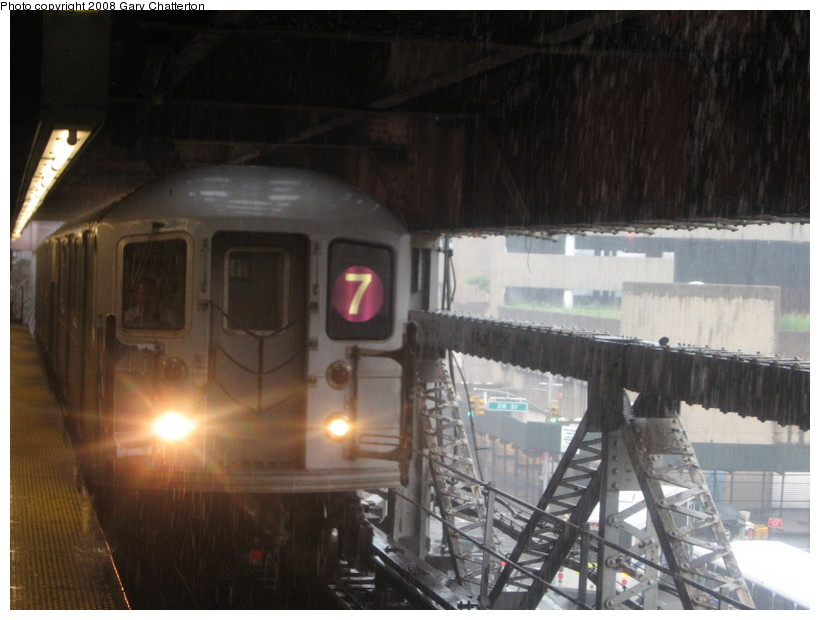 (114k, 820x620)<br><b>Country:</b> United States<br><b>City:</b> New York<br><b>System:</b> New York City Transit<br><b>Line:</b> IRT Flushing Line<br><b>Location:</b> Queensborough Plaza <br><b>Route:</b> 7<br><b>Car:</b> R-62A (Bombardier, 1984-1987)  1791 <br><b>Photo by:</b> Gary Chatterton<br><b>Date:</b> 6/14/2008<br><b>Viewed (this week/total):</b> 5 / 1427