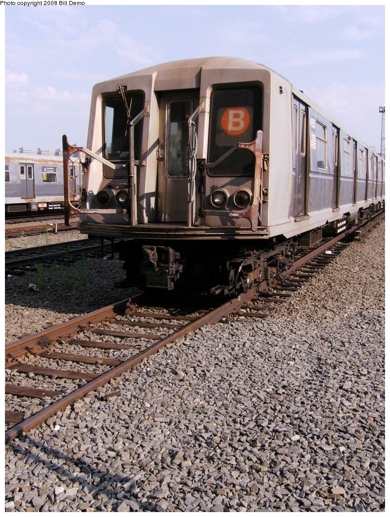 (303k, 788x1044)<br><b>Country:</b> United States<br><b>City:</b> New York<br><b>System:</b> New York City Transit<br><b>Location:</b> Coney Island Yard<br><b>Car:</b> R-40 (St. Louis, 1968)  4155 <br><b>Photo by:</b> Bill Demo<br><b>Date:</b> 7/1/2008<br><b>Viewed (this week/total):</b> 2 / 959