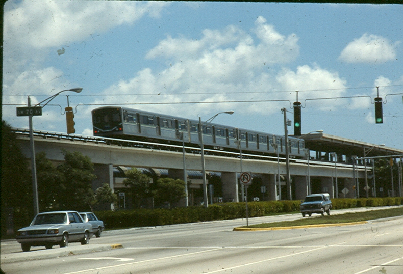 (250k, 790x538)<br><b>Country:</b> United States<br><b>City:</b> Miami, FL<br><b>System:</b> Miami Metrorail<br><b>Location:</b> South Miami <br><b>Photo by:</b> Brian J. Cudahy<br><b>Date:</b> 2003<br><b>Viewed (this week/total):</b> 0 / 964