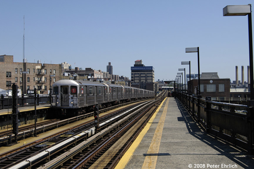 (183k, 864x574)<br><b>Country:</b> United States<br><b>City:</b> New York<br><b>System:</b> New York City Transit<br><b>Line:</b> IRT West Side Line<br><b>Location:</b> 207th Street <br><b>Car:</b> R-62A (Bombardier, 1984-1987)  2411 <br><b>Photo by:</b> Peter Ehrlich<br><b>Date:</b> 7/15/2008<br><b>Viewed (this week/total):</b> 0 / 865
