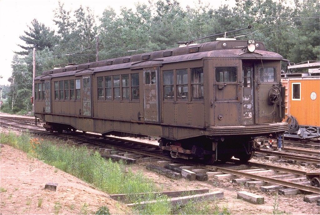 (285k, 1024x688)<br><b>Country:</b> United States<br><b>City:</b> Kennebunk, ME<br><b>System:</b> Seashore Trolley Museum <br><b>Car:</b> MBTA 0700 Series Cambridge-Dorchester (Osgood-Bradley, 1927)  0719 <br><b>Photo by:</b> Doug Grotjahn<br><b>Collection of:</b> Joe Testagrose<br><b>Date:</b> 7/1/1972<br><b>Viewed (this week/total):</b> 1 / 988