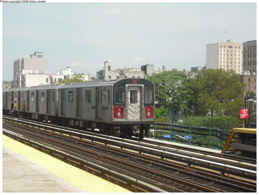 (243k, 1044x788)<br><b>Country:</b> United States<br><b>City:</b> New York<br><b>System:</b> New York City Transit<br><b>Line:</b> IRT Woodlawn Line<br><b>Location:</b> Mt. Eden Avenue <br><b>Route:</b> 4<br><b>Car:</b> R-142 (Option Order, Bombardier, 2002-2003)  7101 <br><b>Photo by:</b> Alize Jarrett<br><b>Date:</b> 8/13/2008<br><b>Viewed (this week/total):</b> 2 / 1495