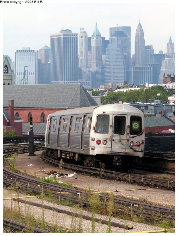 (215k, 620x820)<br><b>Country:</b> United States<br><b>City:</b> New York<br><b>System:</b> New York City Transit<br><b>Line:</b> IND Crosstown Line<br><b>Location:</b> Smith/9th Street <br><b>Route:</b> G<br><b>Car:</b> R-46 (Pullman-Standard, 1974-75) 6228 <br><b>Photo by:</b> Bill E.<br><b>Date:</b> 8/25/2008<br><b>Viewed (this week/total):</b> 1 / 1192