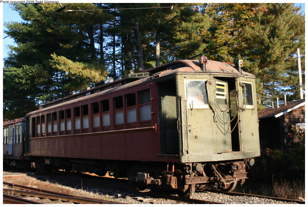 (306k, 1044x703)<br><b>Country:</b> United States<br><b>City:</b> Kennebunk, ME<br><b>System:</b> Seashore Trolley Museum <br><b>Car:</b> Hi-V 3352 <br><b>Photo by:</b> Todd Glickman<br><b>Date:</b> 10/11/2008<br><b>Viewed (this week/total):</b> 3 / 953