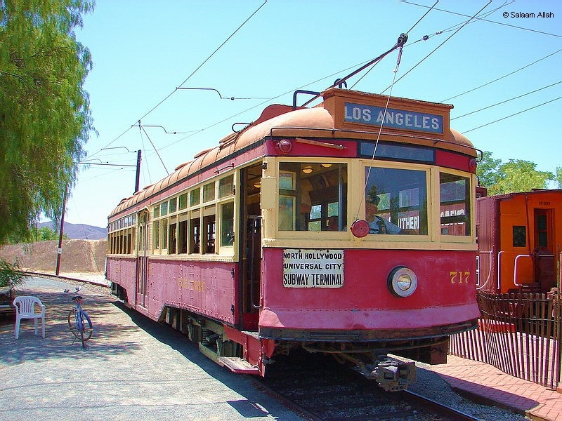 (188k, 800x600)<br><b>Country:</b> United States<br><b>City:</b> Perris, CA<br><b>System:</b> Orange Empire Railway Museum <br><b>Car:</b>  717 <br><b>Photo by:</b> Salaam Allah<br><b>Date:</b> 7/13/2007<br><b>Viewed (this week/total):</b> 3 / 206