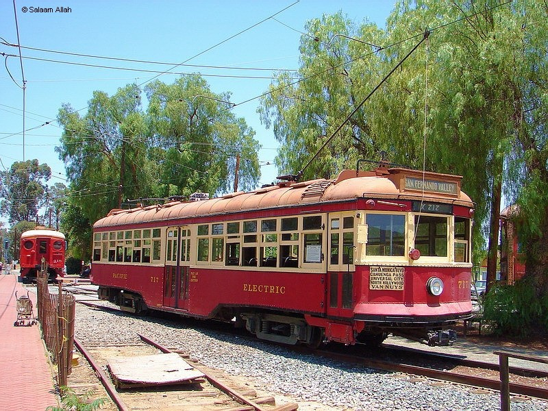 (242k, 800x600)<br><b>Country:</b> United States<br><b>City:</b> Perris, CA<br><b>System:</b> Orange Empire Railway Museum <br><b>Car:</b>  717 <br><b>Photo by:</b> Salaam Allah<br><b>Date:</b> 7/13/2007<br><b>Viewed (this week/total):</b> 1 / 250