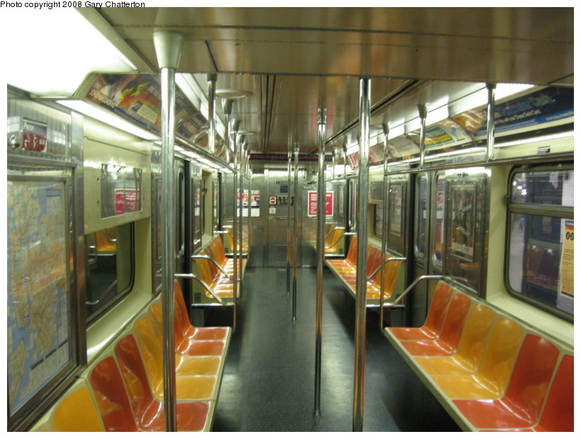 (143k, 820x620)<br><b>Country:</b> United States<br><b>City:</b> New York<br><b>System:</b> New York City Transit<br><b>Route:</b> 3<br><b>Car:</b> R-62A (Bombardier, 1984-1987)  1950 <br><b>Photo by:</b> Gary Chatterton<br><b>Date:</b> 11/5/2008<br><b>Viewed (this week/total):</b> 1 / 875