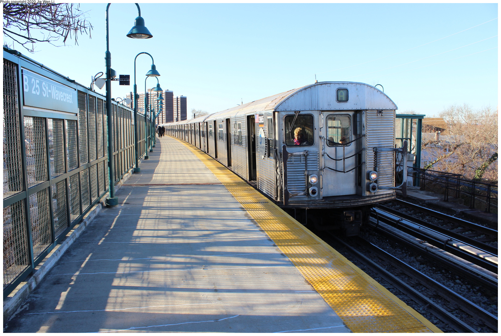 (226k, 1044x961)<br><b>Country:</b> United States<br><b>City:</b> New York<br><b>System:</b> New York City Transit<br><b>Line:</b> IND Fulton Street Line<br><b>Location:</b> 111th Street/Greenwood Avenue <br><b>Car:</b> BMT C  <br><b>Photo by:</b> Joel Shanus<br><b>Viewed (this week/total):</b> 3 / 1312