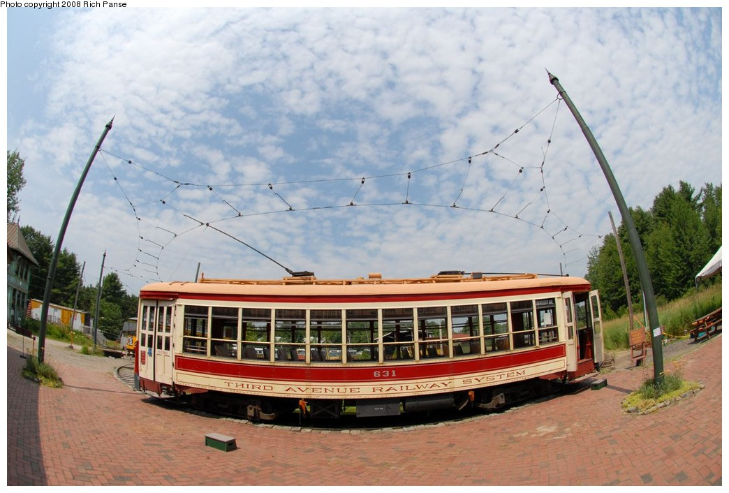 (211k, 1044x706)<br><b>Country:</b> United States<br><b>City:</b> Kennebunk, ME<br><b>System:</b> Seashore Trolley Museum <br><b>Car:</b> TARS 631 <br><b>Photo by:</b> Richard Panse<br><b>Date:</b> 7/18/2008<br><b>Viewed (this week/total):</b> 1 / 251
