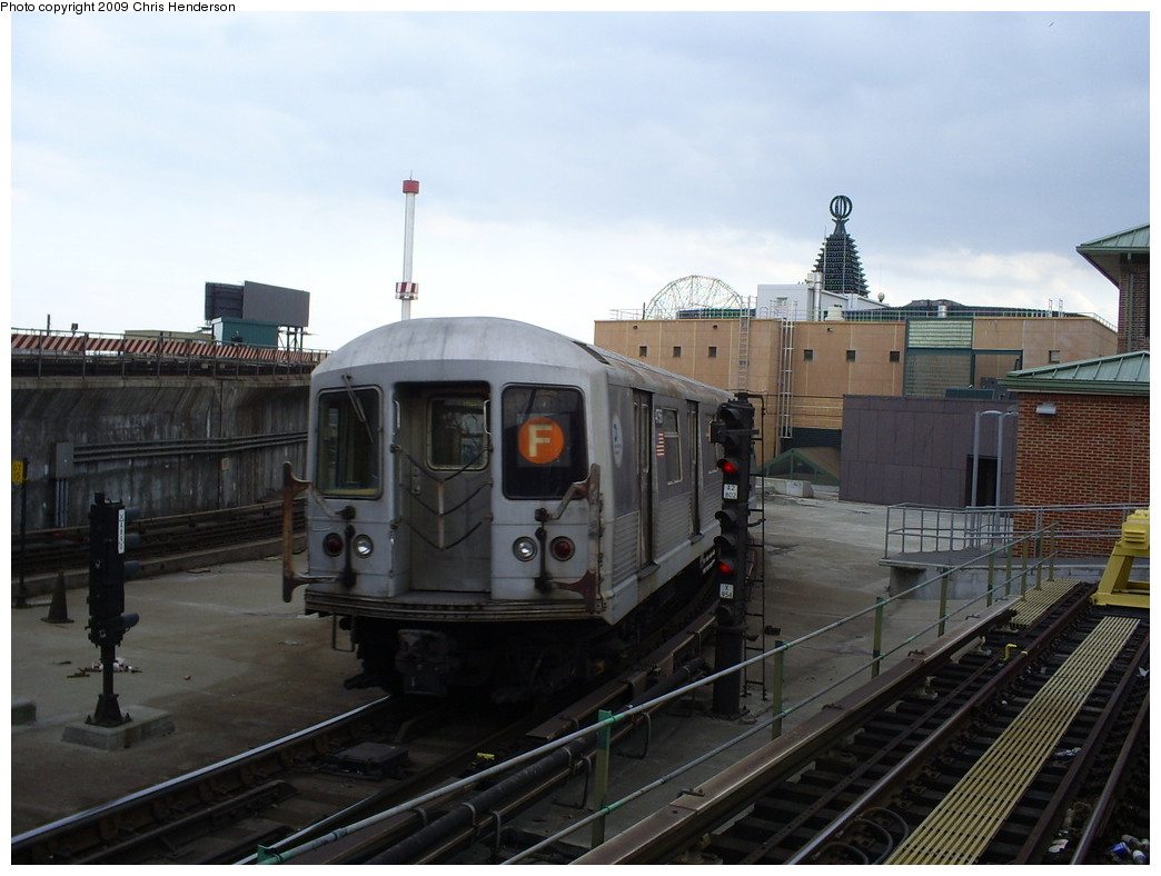 (220k, 1044x788)<br><b>Country:</b> United States<br><b>City:</b> New York<br><b>System:</b> New York City Transit<br><b>Location:</b> Coney Island/Stillwell Avenue<br><b>Route:</b> F<br><b>Car:</b> R-42 (St. Louis, 1969-1970)  4756 <br><b>Photo by:</b> Christopher Henderson<br><b>Date:</b> 2/19/2009<br><b>Viewed (this week/total):</b> 6 / 1623