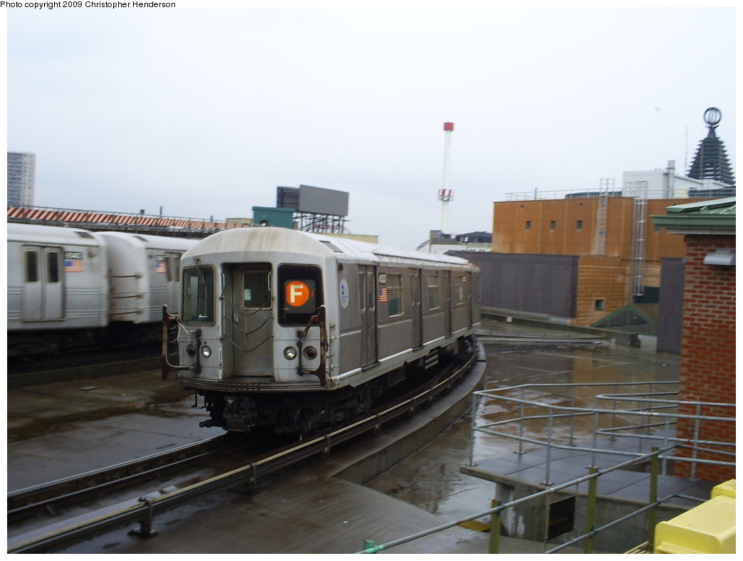 (197k, 1044x788)<br><b>Country:</b> United States<br><b>City:</b> New York<br><b>System:</b> New York City Transit<br><b>Location:</b> Coney Island/Stillwell Avenue<br><b>Route:</b> F<br><b>Car:</b> R-40M (St. Louis, 1969)  4533 <br><b>Photo by:</b> Christopher Henderson<br><b>Date:</b> 2/19/2009<br><b>Viewed (this week/total):</b> 0 / 903