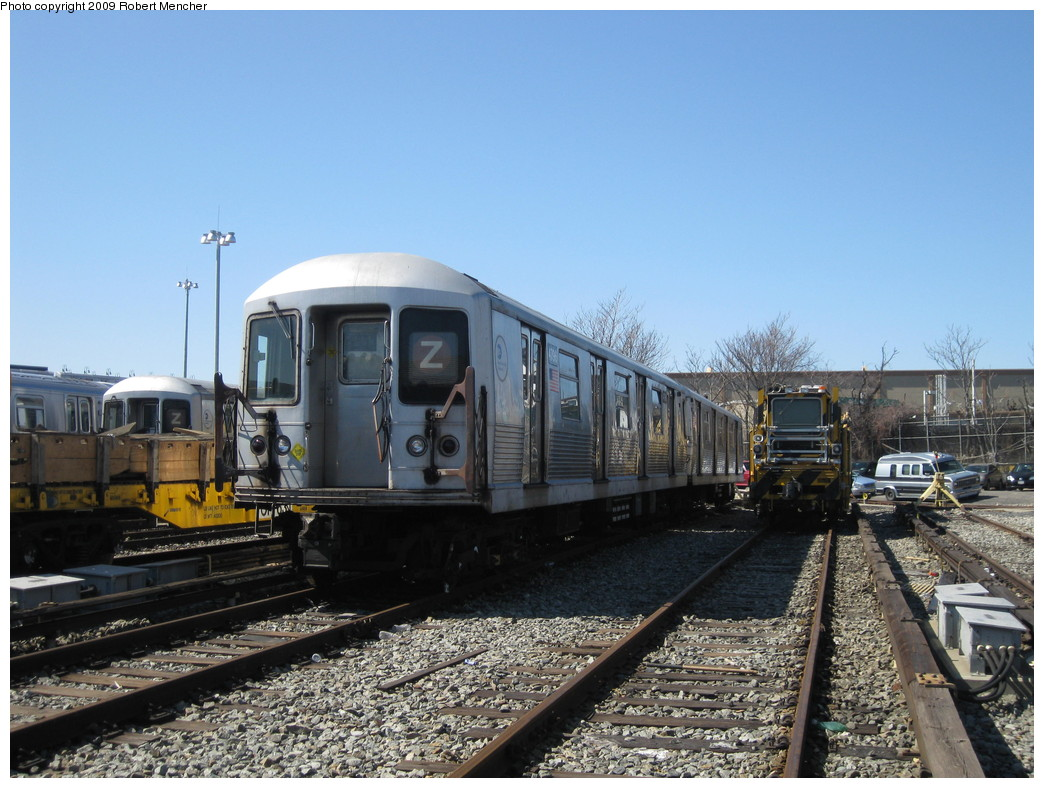 (230k, 1044x788)<br><b>Country:</b> United States<br><b>City:</b> New York<br><b>System:</b> New York City Transit<br><b>Location:</b> East New York Yard/Shops<br><b>Car:</b> R-42 (St. Louis, 1969-1970)  4796 <br><b>Photo by:</b> Robert Mencher<br><b>Date:</b> 3/23/2009<br><b>Viewed (this week/total):</b> 0 / 388