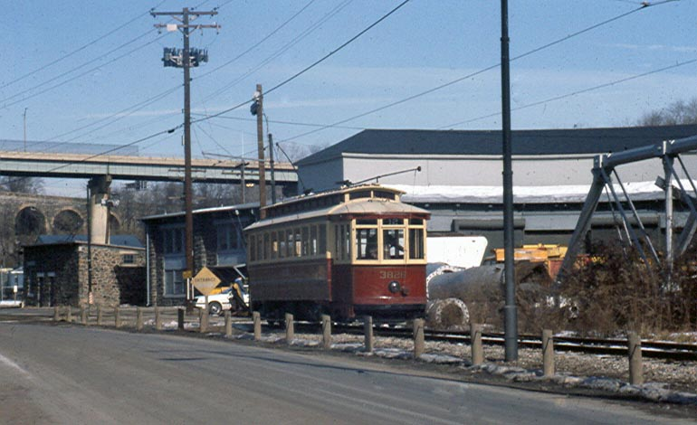 (87k, 770x470)<br><b>Country:</b> United States<br><b>City:</b> Baltimore, MD<br><b>System:</b> Baltimore Streetcar Museum <br><b>Car:</b>  3828 <br><b>Photo by:</b> Brian J. Cudahy<br><b>Viewed (this week/total):</b> 2 / 305