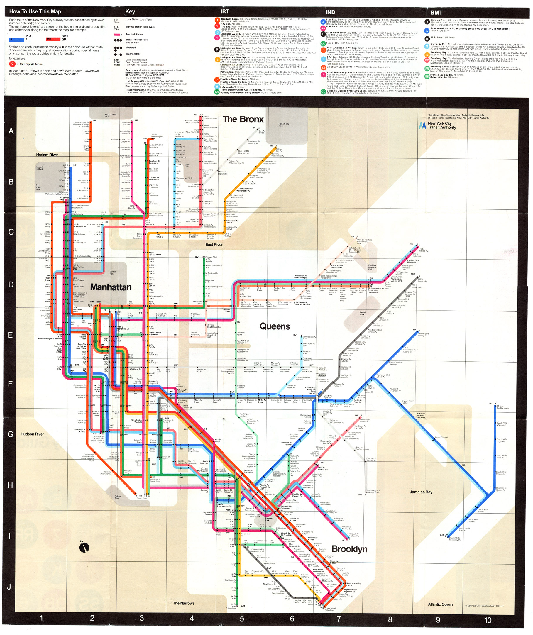 Ny Subway Map Google.The Great Subway Map War Of 1978 Revisited The Verge